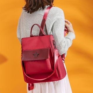 Star Detail Backpack
