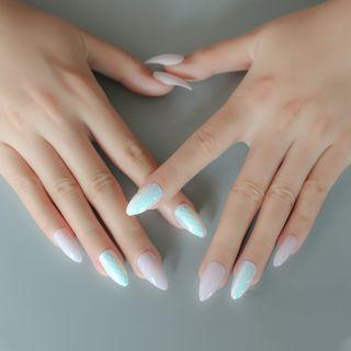 Pointed Faux Nail Tip