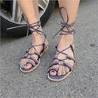 Strap-detail Sandals