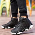 High-top Athlete Sneakers