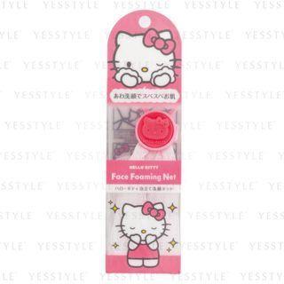 Hello Kitty Facial Foaming Net 1 Pc