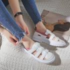 Platform Strapped Roman Sandals