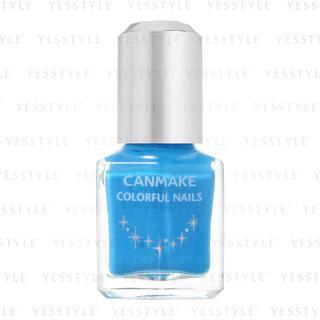 Canmake - Colorful Nails (#70 Hawaiian Blue) 1 Pc
