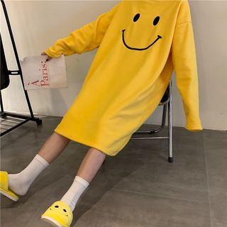 Smiley Face Sleep Dress / Slippers