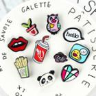 Acrylic Cartoon Brooch (various Designs)