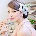 Lace Bow Hair Clip