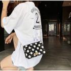 Pattern Mini Shoulder Bag