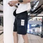 Pocket-front Shorts