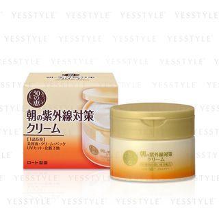 Rohto Mentholatum - 50 Megumi Anti-uv Cream Spf 50+ Pa++++ 90g