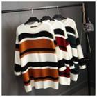 Striped Chunky Sweater
