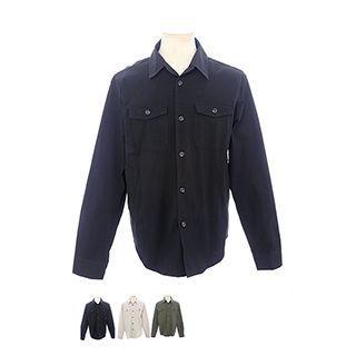 Flap Multi-pocket Shirt