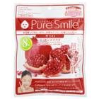 Sun Smile - Pure Smile Essence Mask (pomegranate) 8 Pcs