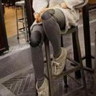 Knee Patch Leggings