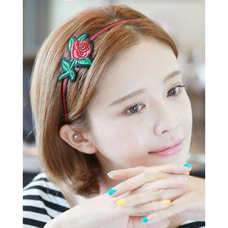 Rose Slim Hair Band