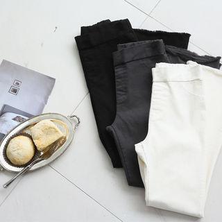 Boot-cut Leggings Pants