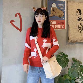 Printed Sweater (various Designs)