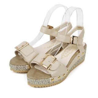 Platform Heel Sandals