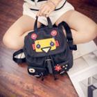 Robot Applique Backpack