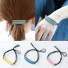 Layered Bow-tied Hair Tie