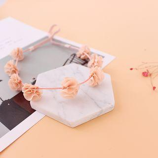 Floral Chiffon Hair Band