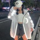 Hooded Star Zip Jacket