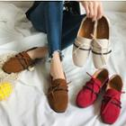 Knotted Loafers