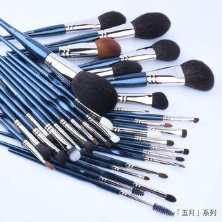 Set Of 33: Makeup Brush As Shown In Figure - One Size