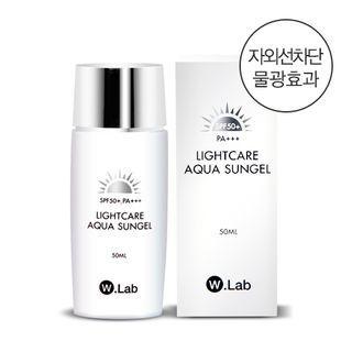 W.lab - Light Care Aqua Sun Gel Spf50+ Pa+++ 50ml 50ml