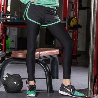 Leggings-insert Sweatshorts