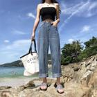 Baggy Wide-leg Jeans