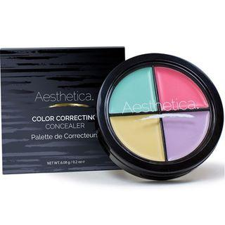 Aesthetica Cosmetics - Color Correcting Concealer As Figure Shown