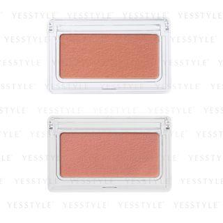 Muji - Cheek Color Matte - 2 Types