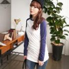 Long-sleeve Raglan T-shirt