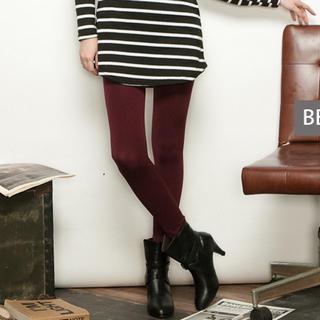 Fleece-lined Leggings / Tights