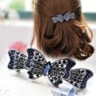 Rhinestone Hair Clip (various Designs)