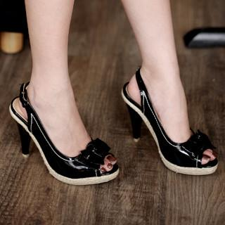 Bow Accent Pumps