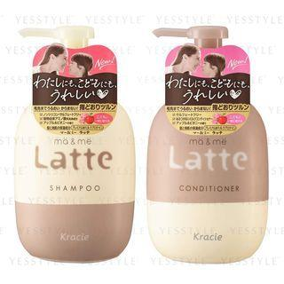 Kracie - Ma & Me Latte Hair Care