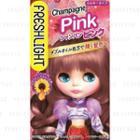 Schwarzkopf - Fresh Light Milky Hair Color (champagne Pink) 1 Set