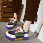 Color Block Chunky Sneakers