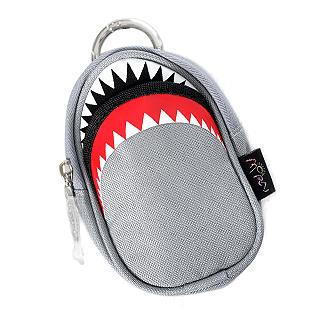 Shark Pouch Gray - One Size