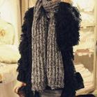M Lange Knit Scarf