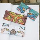 Foldable Printed Glasses Case