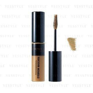 Rimmel London - Professional Eyebrow Mascara (#001) 1 Pc