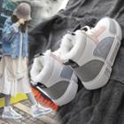 Fleece Lined Athletic Sneakers