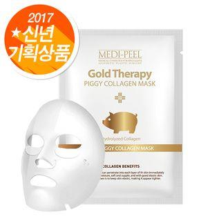 Medi-peel - Gold Therapy Piggy Collagen Mask 1pc