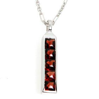 Garnet Growth Pendant