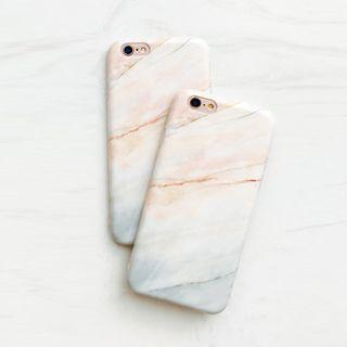 Marble Print Iphone6/6plus/7/7plus Case