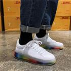 Rainbow Sole Sneakers