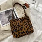 Mini Animal Print Tote Bag