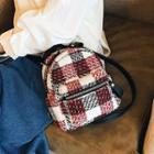 Tweed Mini Backpack